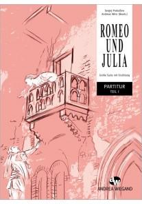 Romeo und Julia Partitur Teil I + II