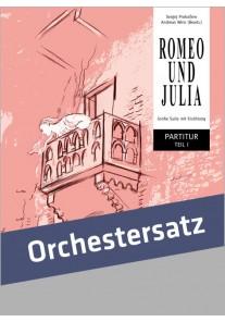 Romeo und Julia Orchestersatz