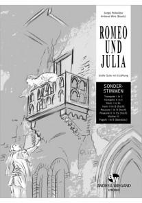 Romeo und Julia Sonderstimmen